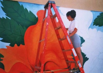 hibiscus_mural_angie_standing